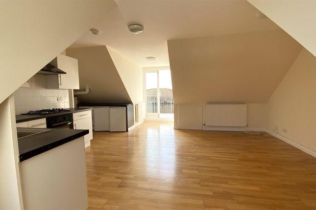 Thumbnail Flat to rent in Burlington Street, Brighton
