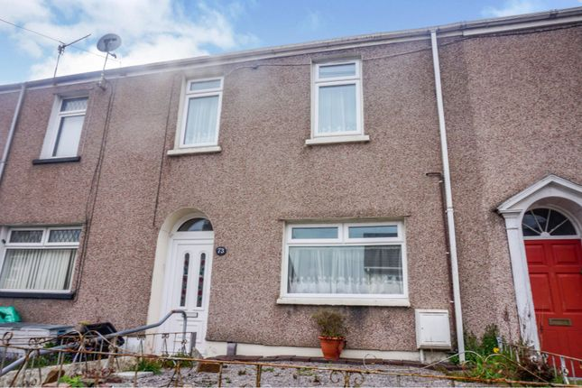 Thumbnail Terraced house for sale in Penydre, Neath