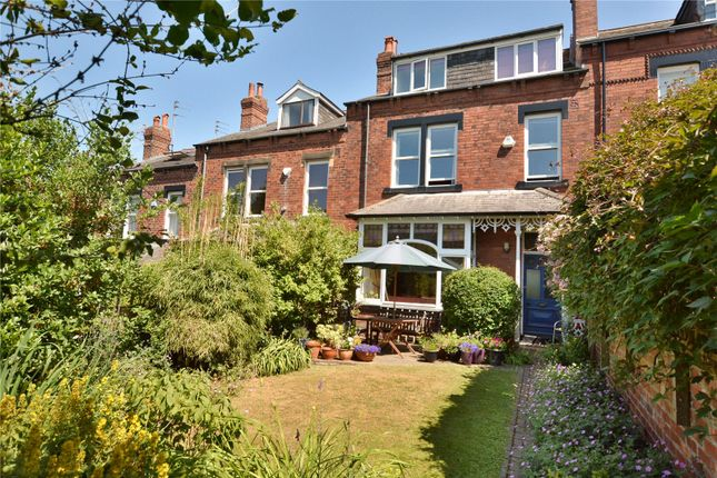 Thumbnail Terraced house for sale in Woodland Park Road, Leeds, West Yorkshire