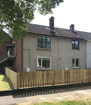 Thumbnail Flat to rent in Kilwarlin Walk, Belfast