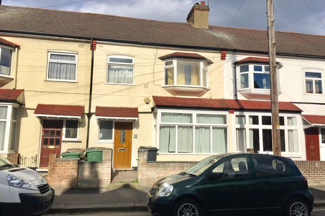 Thumbnail Terraced house to rent in West End Avenue, Leyton, London