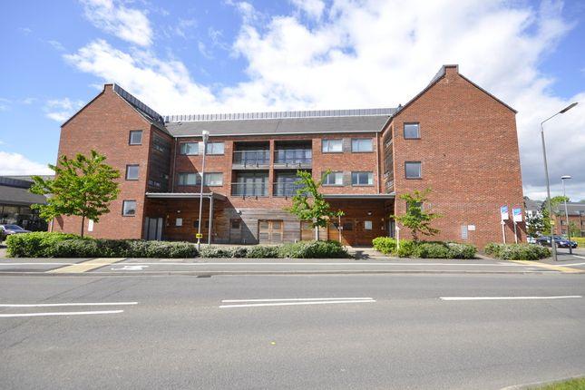 Thumbnail Flat to rent in Rowallan Way, Chellaston, Derby