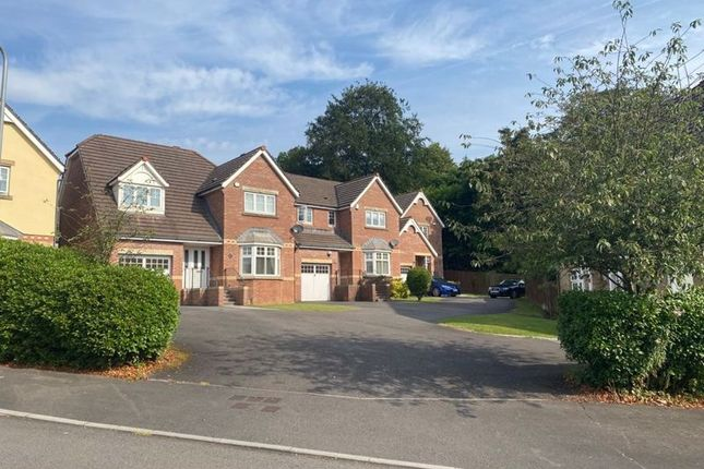 Thumbnail Detached house for sale in Heol Glynderwen, Neath