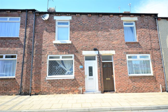 Thumbnail Terraced house for sale in Oxford Street, Eldon Lane, Bishop Auckland