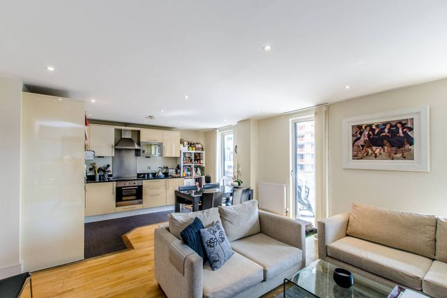Thumbnail Flat to rent in Indescon Square, Canary Wharf