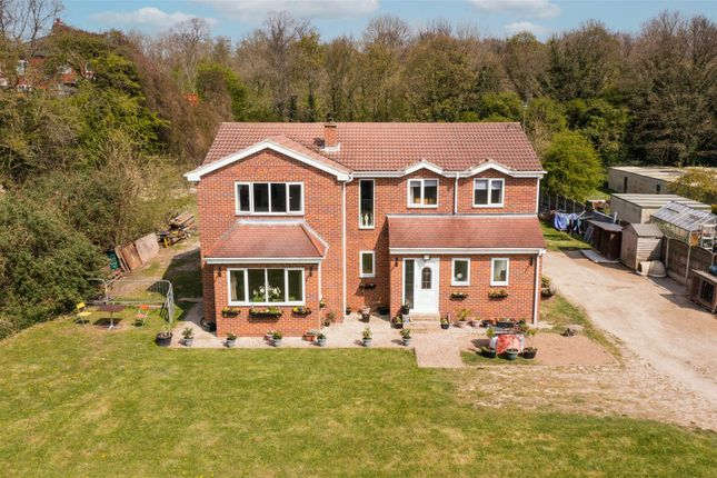 4 bed detached house for sale in High Street, Brotherton, Knottingley WF11