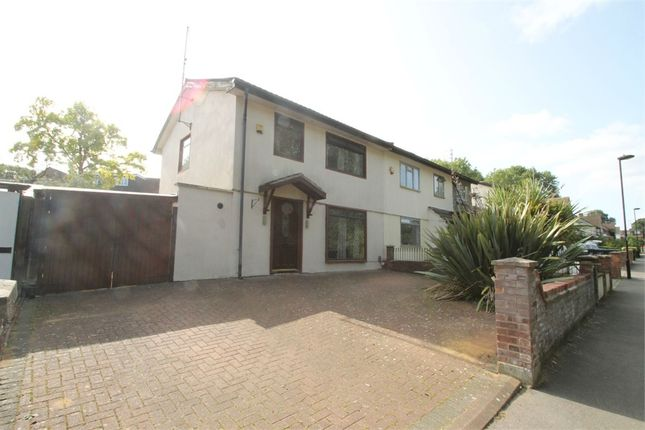 Thumbnail Semi-detached house for sale in Glenbrook South, Enfield