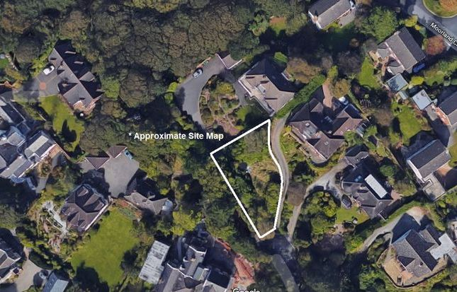 Thumbnail Land for sale in Anthonys Way, Heswall, Wirral
