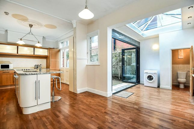 Thumbnail Semi-detached house for sale in Merton Avenue, Chiswick, London