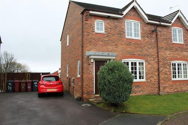 Thumbnail Semi-detached house to rent in Wagstaffe Close, Fernhurst Farm