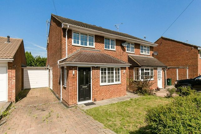 Semi-detached house for sale in Heathfield, Crawley