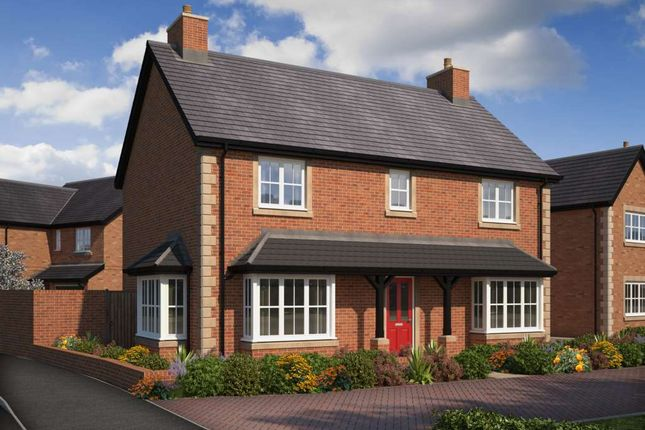 Thumbnail Detached house for sale in The Arundel, Brookwood Park, Blackpool Road, Kirkham
