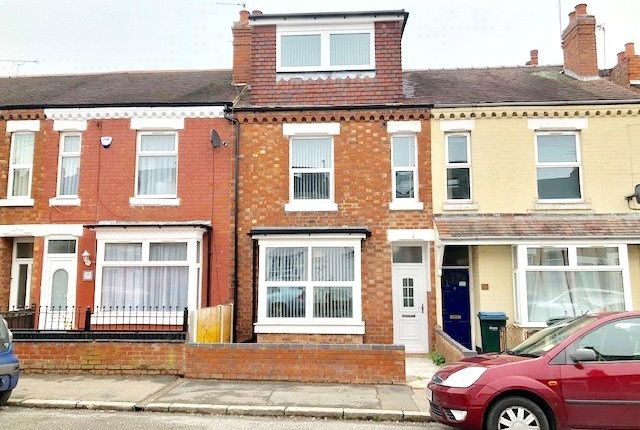 Thumbnail Terraced house to rent in Arden Street, Earsldon, Coventry