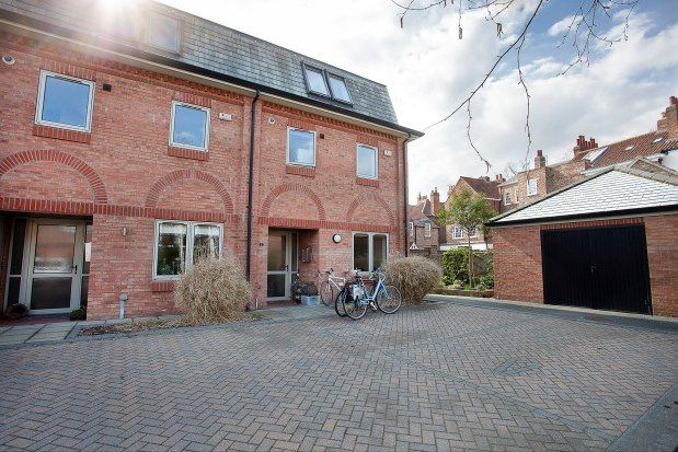 Thumbnail Town house to rent in Orchard Court, York