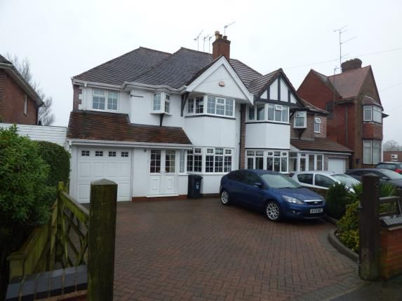 Thumbnail Semi-detached house for sale in Howley Grange Road, Halesowen, Birmingham, West Midlands