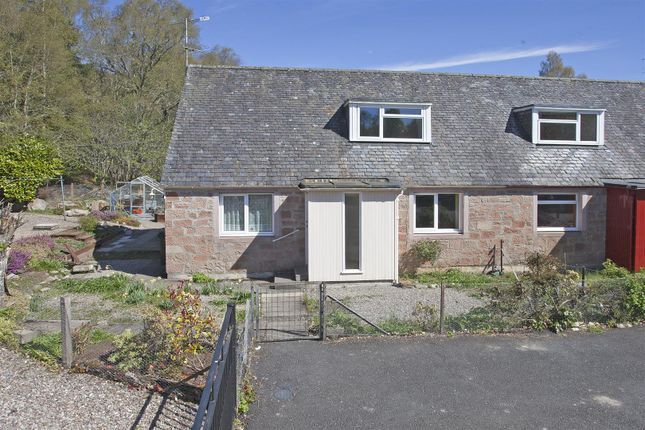 Thumbnail Semi-detached house for sale in Dalcroy Crescent, Tummel Bridge, Pitlochry