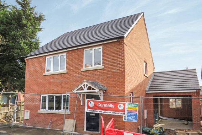 Thumbnail Detached house for sale in Brook Street, Thurmaston, Leicester