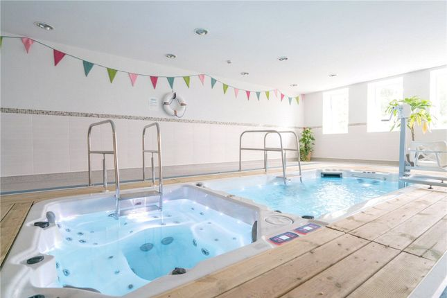 Swimming Pool of Quarry Court, Adelaide Place, Fishponds, Bristol BS16