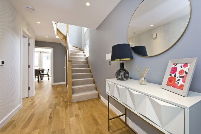 Thumbnail Semi-detached house for sale in Clapham Road, London