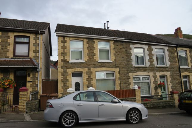 Thumbnail Semi-detached house for sale in John Street, Cwmcarn, Newport