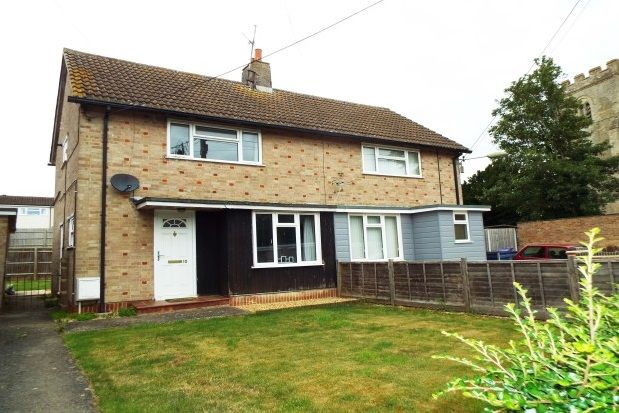 Thumbnail Property to rent in Park Rise, Ambrosden, Bicester