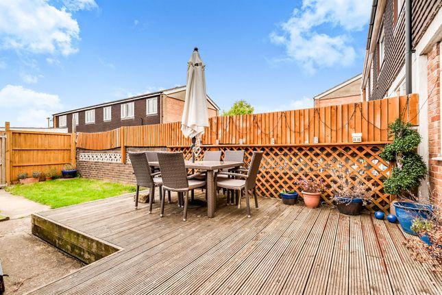 Thumbnail Semi-detached house for sale in Lodden Avenue, Berinsfield, Wallingford