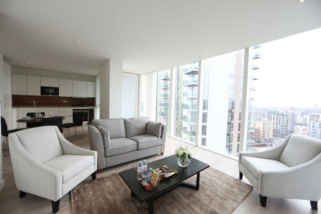 Thumbnail Flat to rent in Skyline Apartments, Devan Grove, London N4, London,