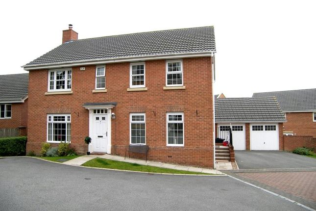 Thumbnail Detached house for sale in Swallow Close, Armley, Leeds