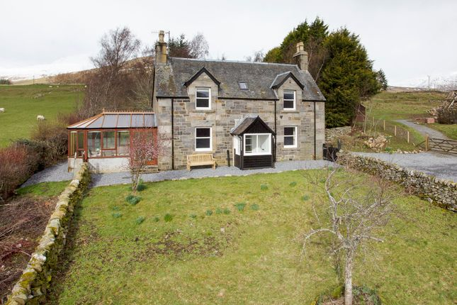 Thumbnail Detached house for sale in Aberfeldy