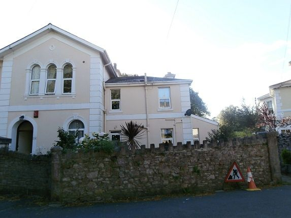 Thumbnail Semi-detached house to rent in Cleveland Road, Torquay