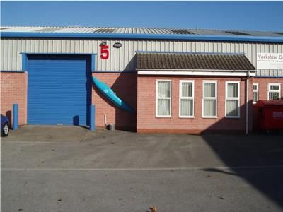 Thumbnail Light industrial to let in Unit 5 Croft Court, Sandall Carr Road, Kirk Sandall, Doncaster