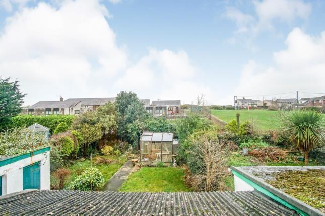 Garden of Station Road, Valley, Holyhead, Sir Ynys Mon LL65
