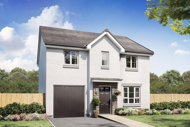 """Thumbnail Detached house for sale in """"Fenton"""" at Lossiemouth Road, Elgin"""