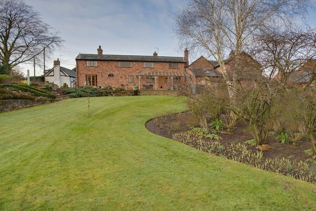 Thumbnail Link-detached house for sale in Hanmer, Whitchurch