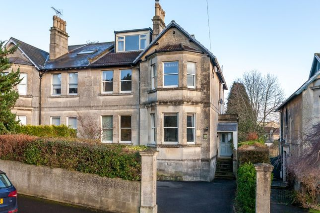Thumbnail Semi-detached house for sale in Grosvenor Villas, Larkhall, Bath