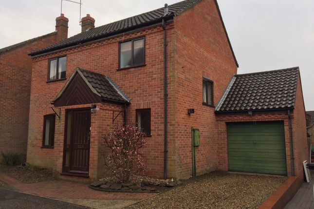 Thumbnail Property to rent in Spinney Close, Beetley, Dereham
