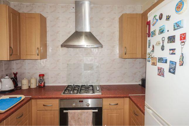 Kitchen of Chesham Rise, Cherry Lodge, Northampton NN3