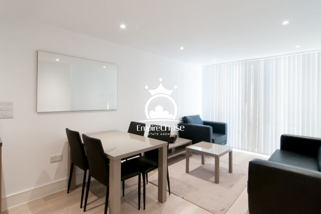 Thumbnail Flat to rent in Metro Apartments, Central Square, High Road, Wembley, London, Wembley