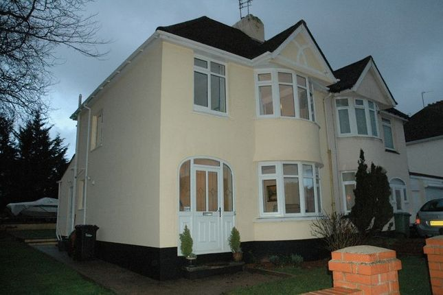 3 bed semi-detached house for sale in Totnes Road, Paignton
