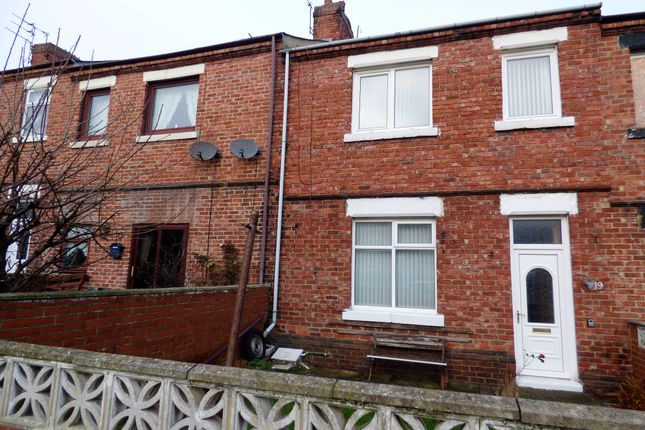 Thumbnail Terraced house for sale in Browning Street, Peterlee
