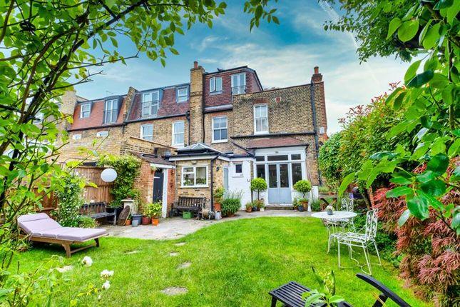 Thumbnail End terrace house for sale in Wimbledon Park Road, London
