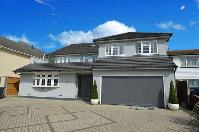 Thumbnail Detached house for sale in Burges Road, Thorpe Bay, Essex