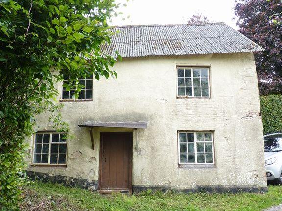 Thumbnail Cottage for sale in Exton, Dulverton