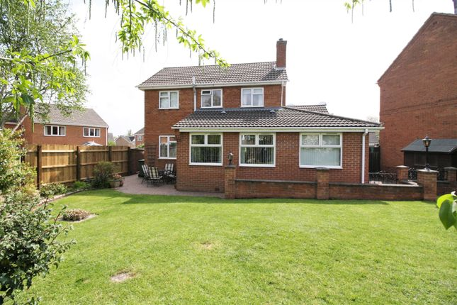 Thumbnail Detached house for sale in Royston Close, Walton, Chesterfield