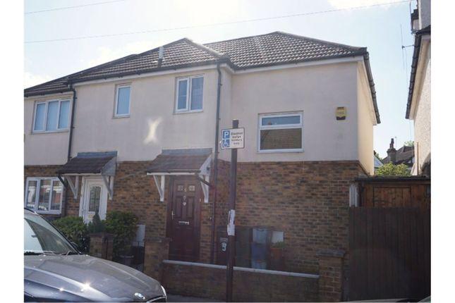 Thumbnail Terraced house for sale in Alton Road, Croydon