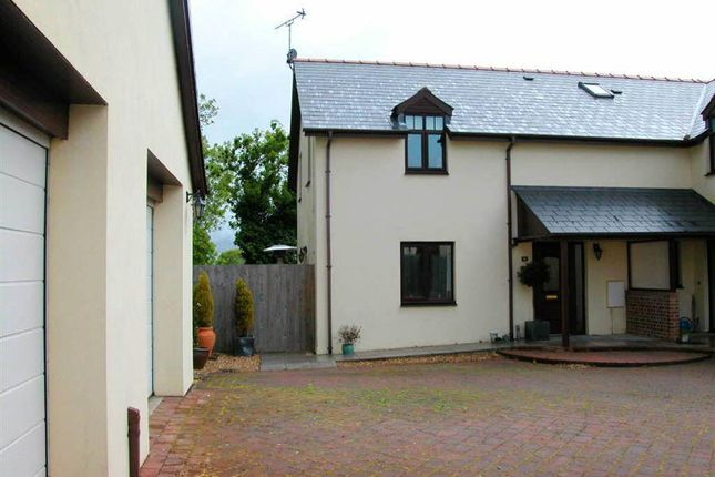 Thumbnail Detached house to rent in Lower Freystrop, Haverfordwest
