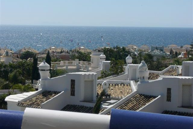 Sea Views of Marbella, Costa Del Sol, Andalusia, Spain