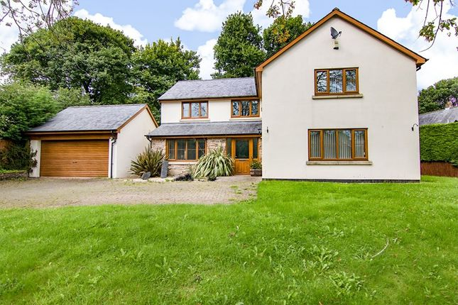 Thumbnail Detached house for sale in Catbrook Road, Catbrook, Chepstow