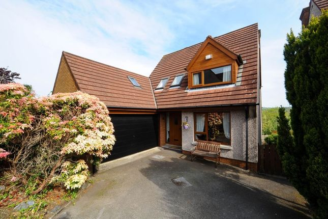Thumbnail Detached house for sale in Beechwood Manor, Dundonald, Belfast