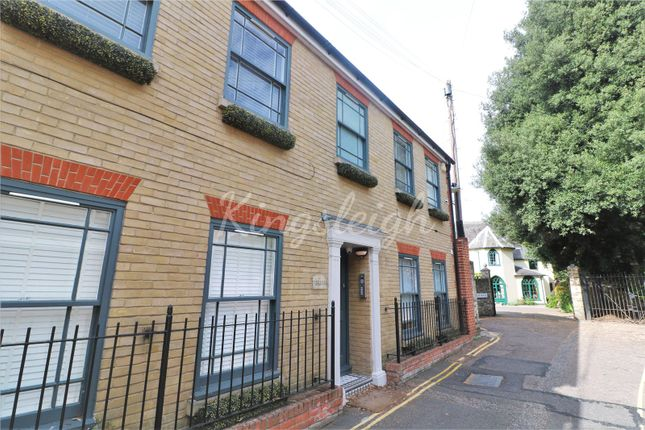 Thumbnail Flat for sale in Church Walk, Colchester, Essex